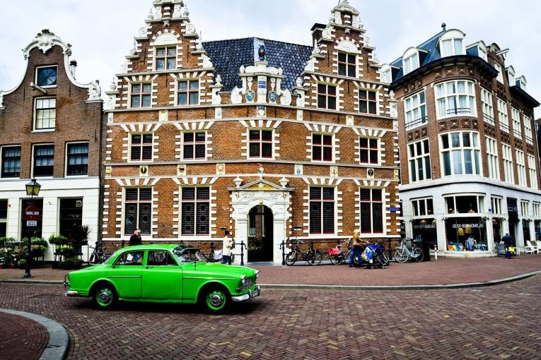 דירת נופש בהולנד