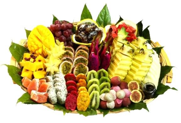 סידורי פירות לאירועים וכמתנה לאהובים
