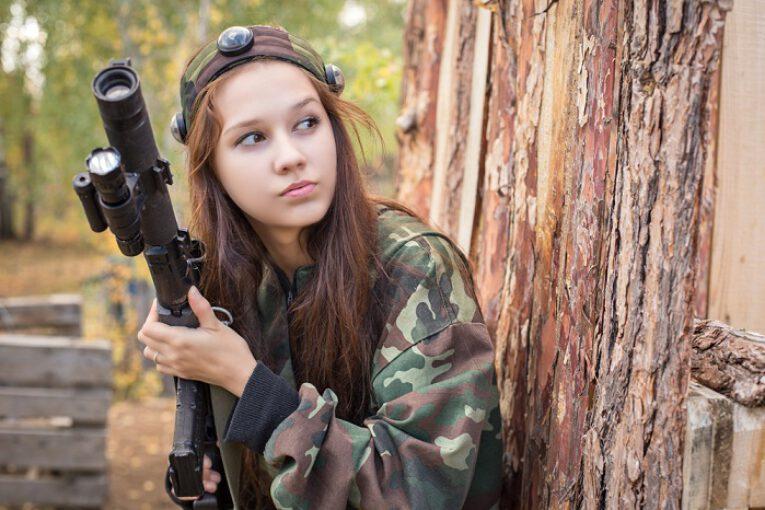 רובה לייזר
